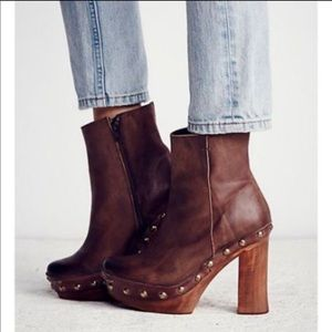 Free People boots leather